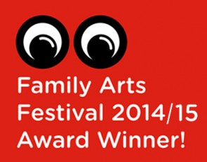 Family Arts Festival Award Winner 2015