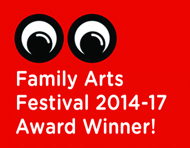 Family Arts Festival Award Winner 2014-2017