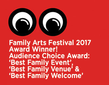 Family Arts Festival Award Winner Audience Choice