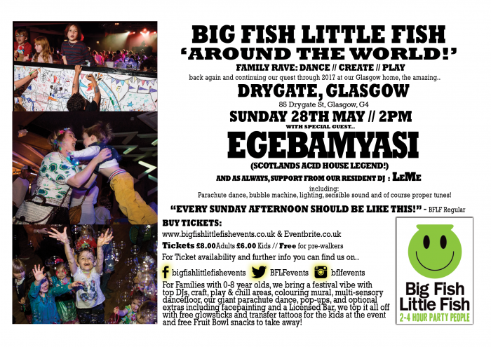 Egebamyasi at drygate Glasgow BFLF May 2017