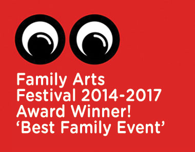 Family Arts Festival Award Winner Best Family Event