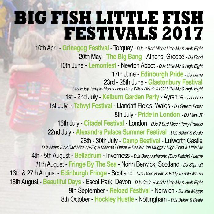 Edinburgh Fringe August 27th 2017