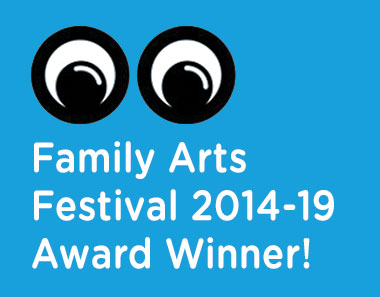 Family Arts Festival Award Winner 2014-2019