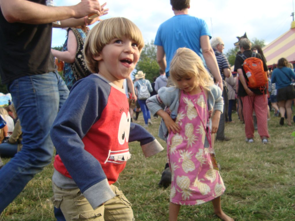 Hannah's Random and Incomplete guide to Glastonbury Festival